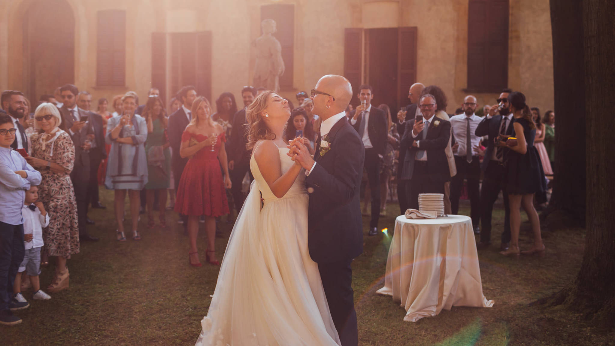 Video di Matrimonio a Villa Gaia Gandini