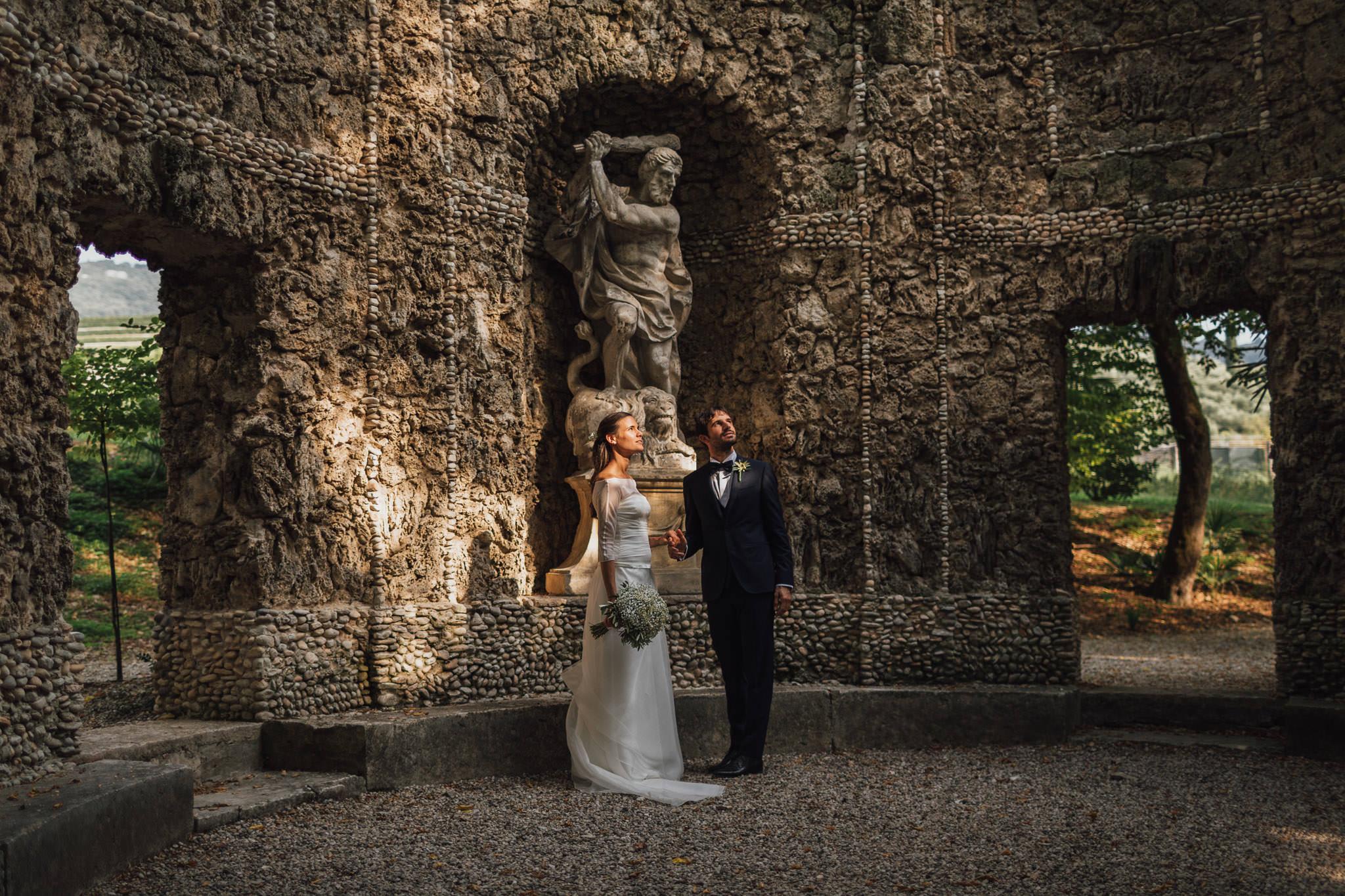 Super Matrimonio a Villa Rizzardi
