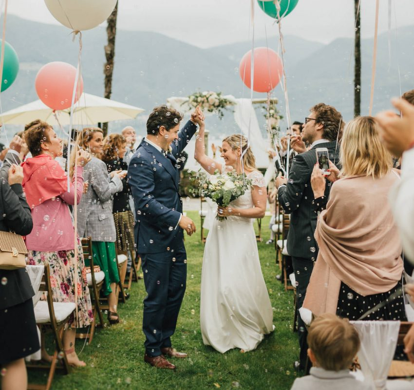 Matrimonio alle Isole di Brissago