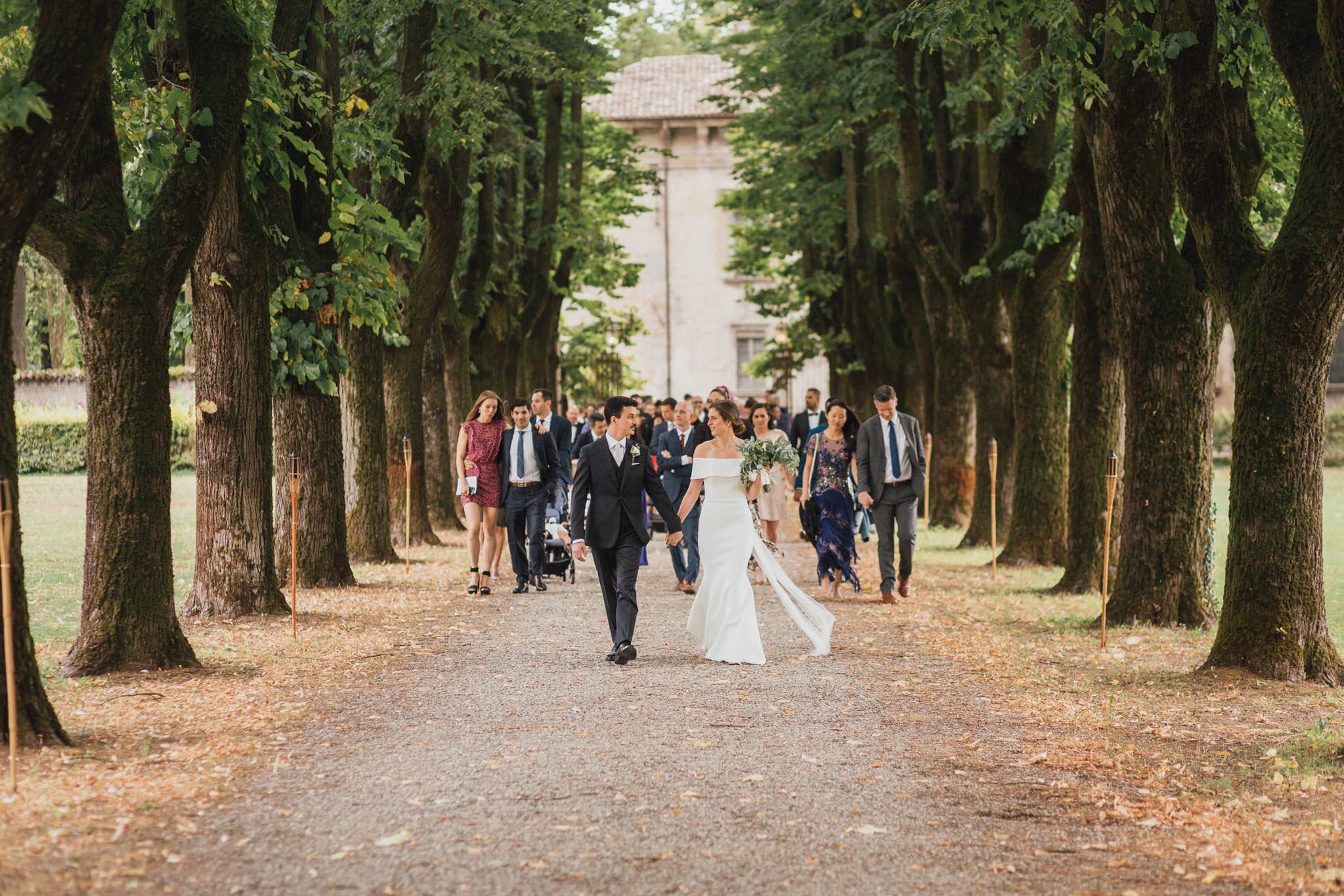 Matrimonio al Castello di San Pietro in Cerro