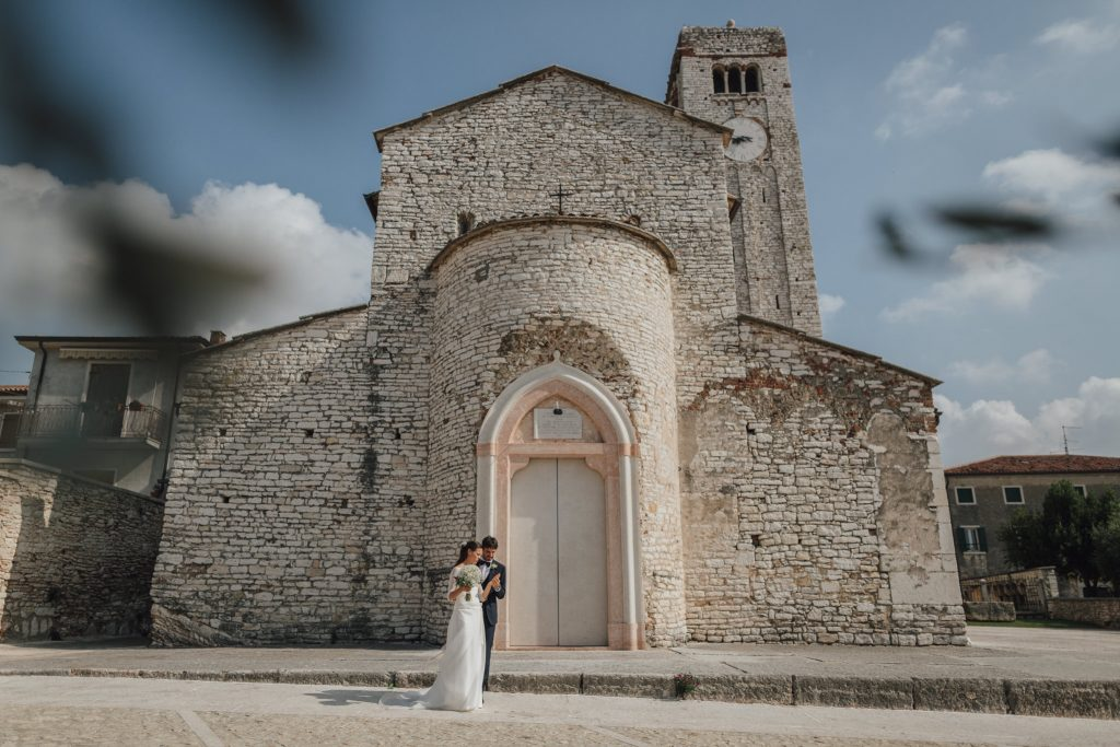 Matrimonio a Pieve di San Giorgio in Valpolicella