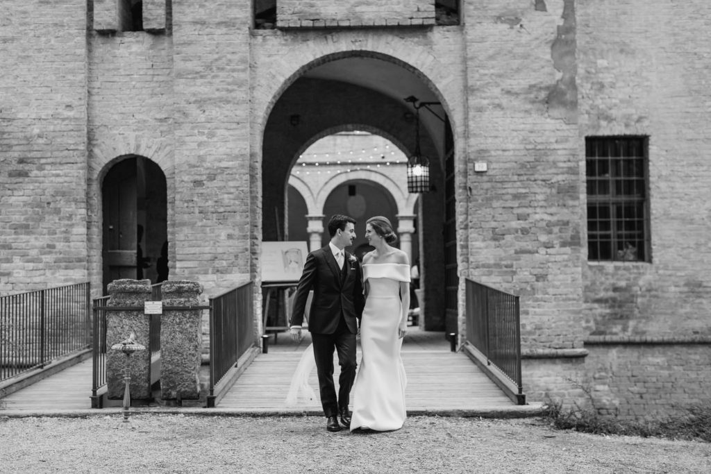 Foto Matrimonio al Castello di San Pietro in Cerro